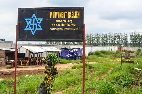 Rael in Africa