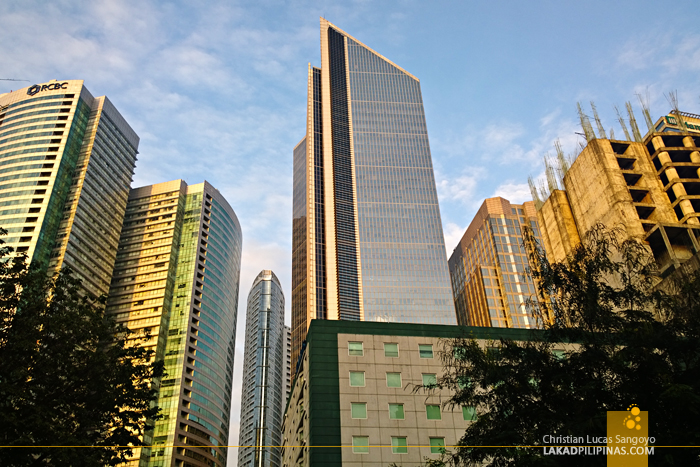 The Makati City Central Business District