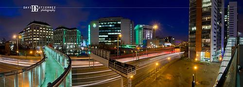 London Docklands Panorama 2 by david gutierrez [ www.davidgutierrez.co.uk ]