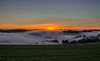 Nebel unterm Sonnenuntergang by danielkoppert