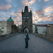 Charles Bridge, Prague by gsz