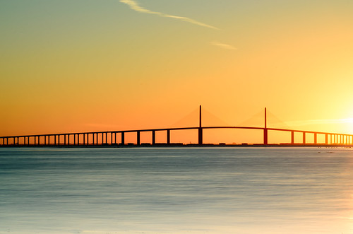 sunrise day clear sunshineskywaybridge geocity exif:iso_speed=100 exif:focal_length=90mm camera:make=nikoncorporation exif:make=nikoncorporation geostate geocountrys exif:lens=7003000mmf4556 exif:aperture=ƒ32 exif:model=nikond7000 camera:model=nikond7000 geo:lon=82699713888888 geo:lat=27635827777778