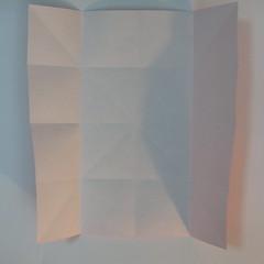 วิธีพับกระดาษพับดอกกุหลาบ 006