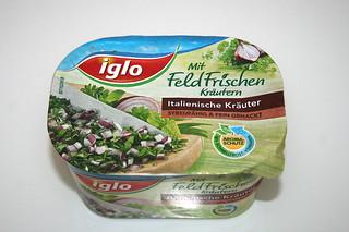 04 - Zutat italienische Kräuter / Ingredient italian herbs