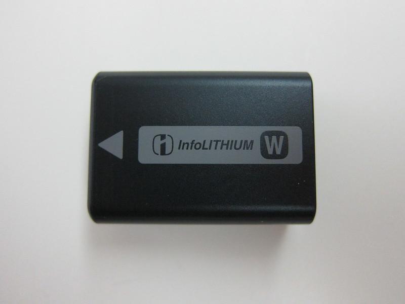Sony NEX-3N - Battery