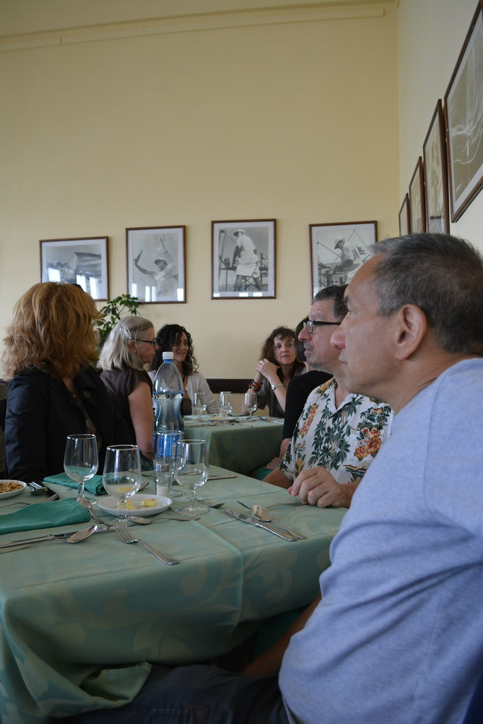 Salsa Retreat Havana January 2014 Lunch At La Terraza De C