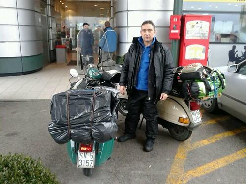 #tigellelefanten2014 il vecchio cacciatore da #bolzano by manuelongo