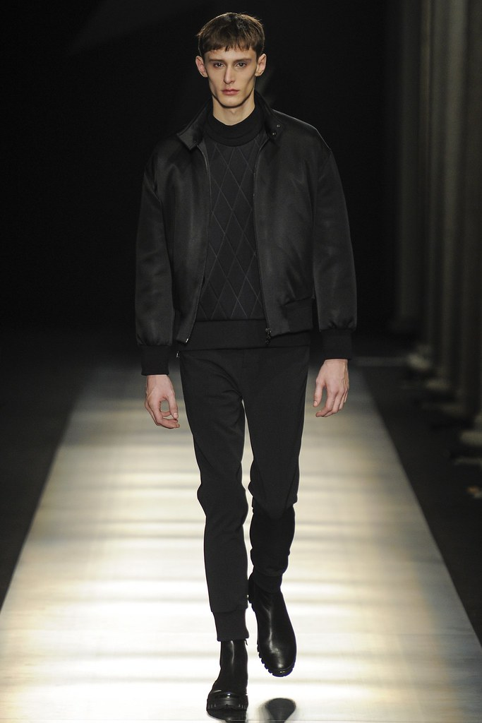 FW14 Milan Neil Barrett019_Jeremy Matos(VOGUE)