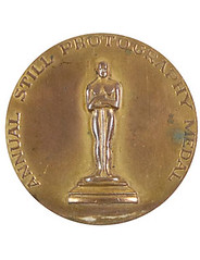 Academy Award medal