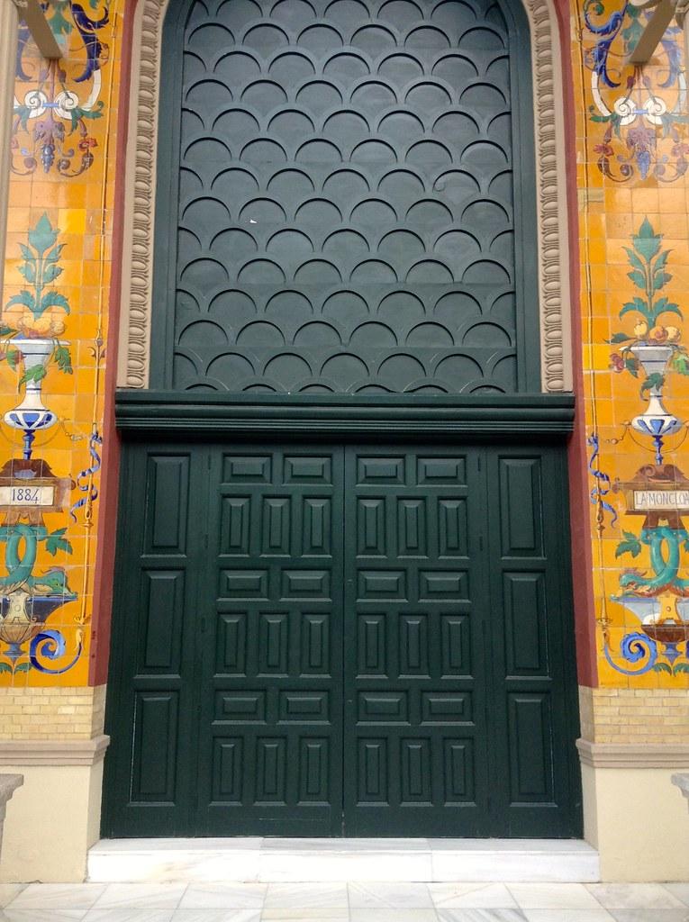 Palacio de Velázquez - Parque del Buen Retiro - Madrid - España