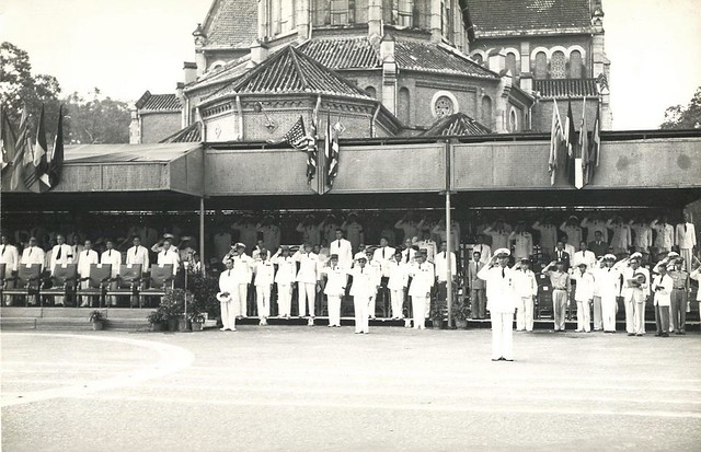 1951 Indochine - Saigon - Fête nationale indochinoise