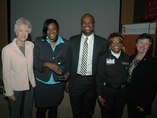 Dr. Ogbolu Receives MLK Award