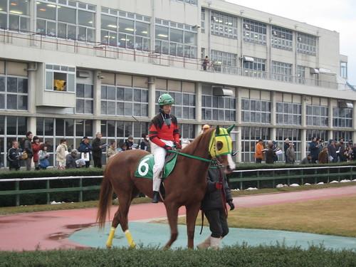 金沢競馬場の前野幸一元騎手