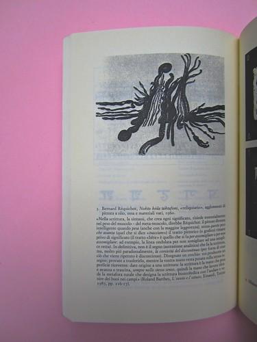 Roland Barthes, Variazioni sulla scrittura. Einaudi 1999. [Responsabilità grafica non indicata]. Roland Barthes, Variazioni sulla scrittura. Einaudi 1999. [Responsabilità grafica non indicata]. Tavola numero 3, fuori testo [pag. 6]: pag. 1 (part.), 1 (par