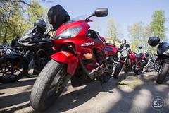 17 мая 2014, Мотопробег, посвященный преподобному Сергию Радонежскому / 17 May 2014, Motocross dedicated to St. Sergius of Radonezh