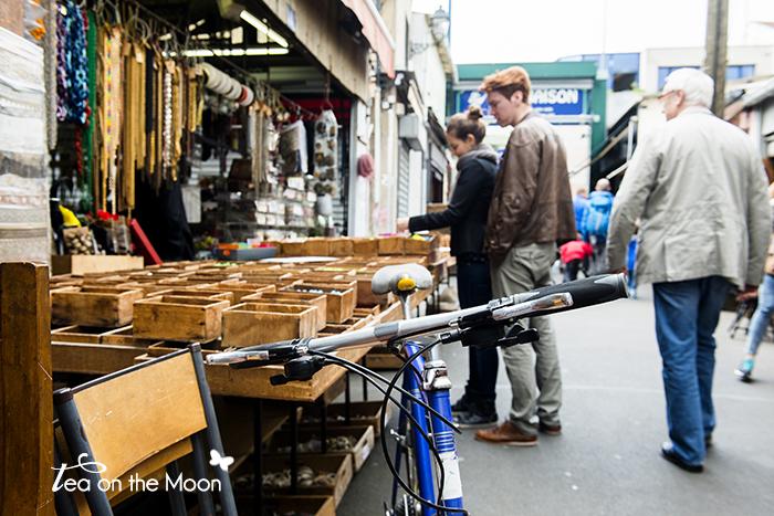 Paris les puces saint-ouen 0
