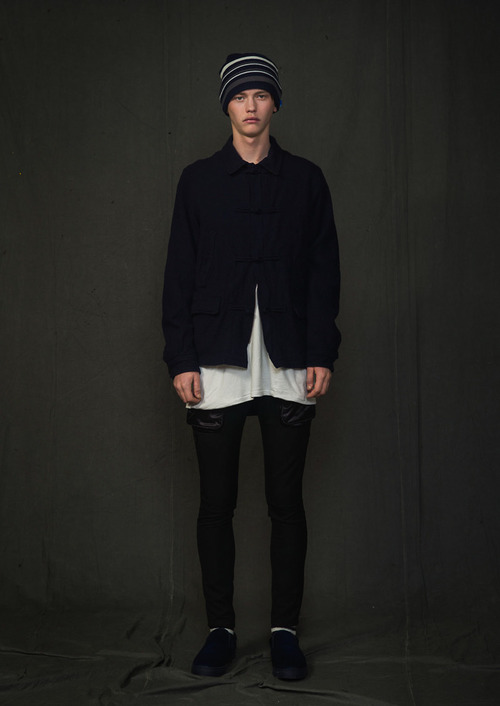 Robbie McKinnon0027_UNDERCOVERISM 2014-15 Autumn Winter