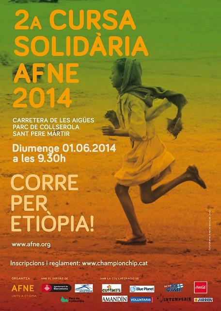cartel cursa 2014