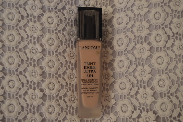 This is a picture of Lancôme's Teint Idole Ultra 24H
