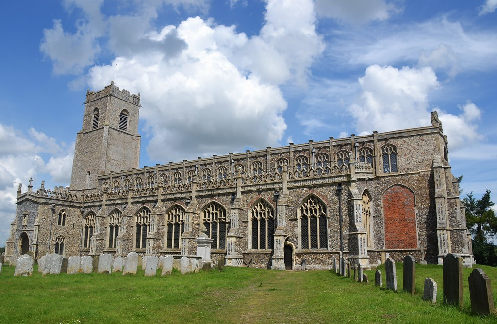 Holy Trinity, Blythburgh, Suffolk. 28/52.