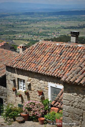 4 - экскурсия в Монсанту - Monsanto - самая португальская деревня Португалии