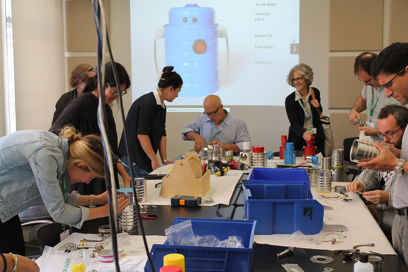 Robot Recipe Build Class