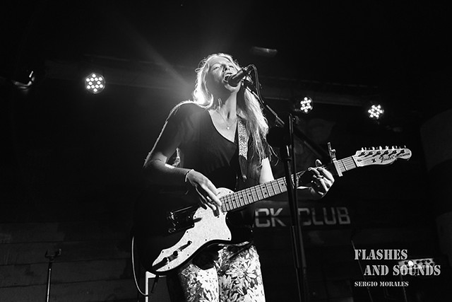 Lissie en Madrid