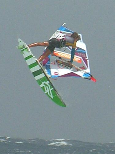 PWA Windsurf World Cup, El Medano, Tenerife