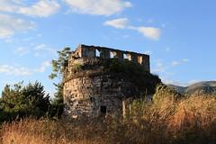 Bohemond's tower  ruins