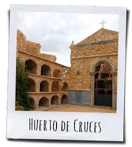 """De """"Huerto de Cruces"""" vernoemd naar het gelijknamige boek van de Spaanse schrijver Gabriel Miró"""