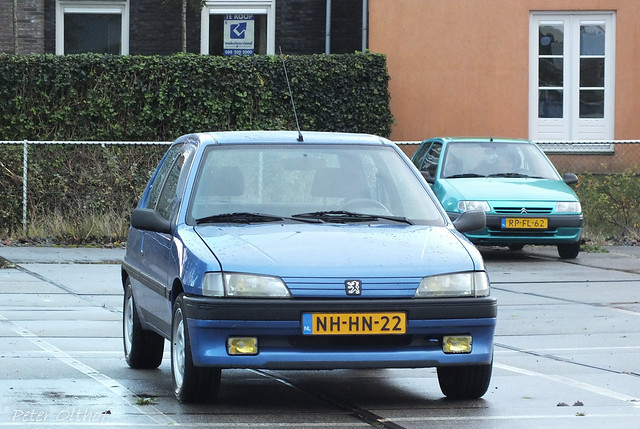 1996 Peugeot 106 XSi
