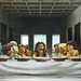 The Last Supper by Young's Lego