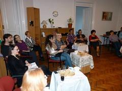 Foglalkozás és Bolyai Szalon Balázs Gézával 2015.04.04.