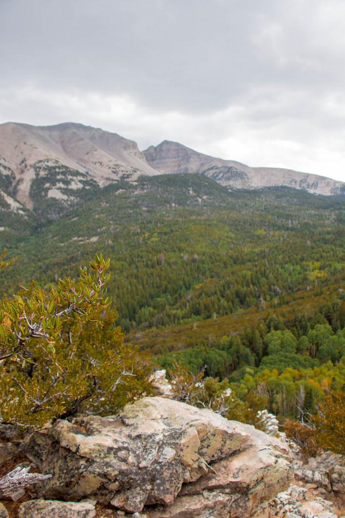 Fall at Great Basin NP