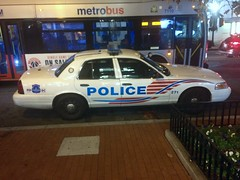 DC Police Crown Victoria