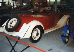 Delage D6-60 Roadster (1937)