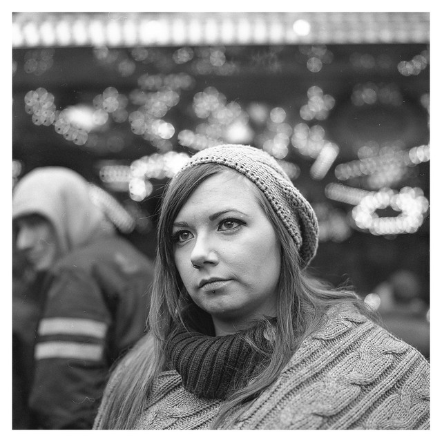 Fun Fair Portrait