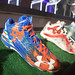 Under Armour unveils special Mets cleats at the Winter Meetings.