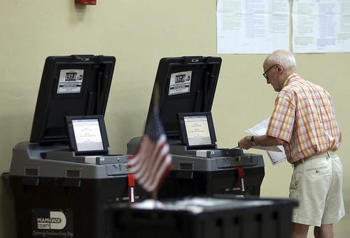 2016 Election Florida Voting