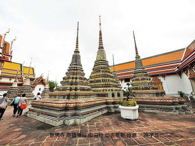 臥佛寺 泰國曼谷 自由行 必去景點 推薦 77