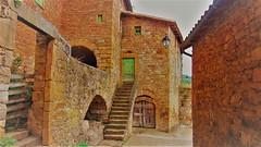 Peyre - rustic architecture
