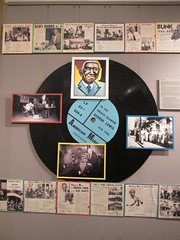 Jazz Discography Display