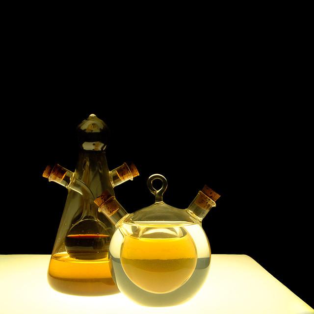 OIL AND VINEGAR…