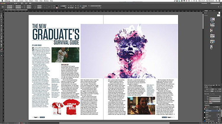 Magazine Layout Design Software Free Download For Mac