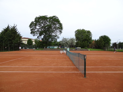 DSC07399 Tennisanlagen Leuna, courts 7 and 8