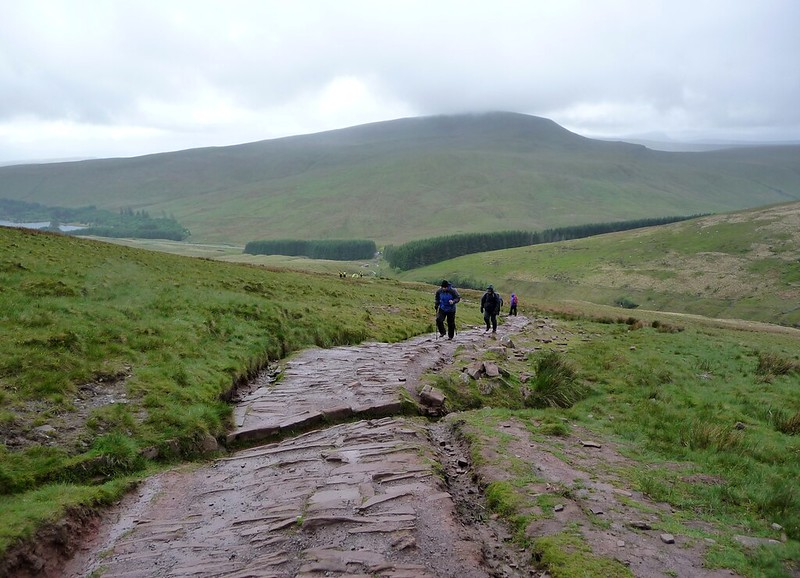 30131 - Pen y Fan, Welsh3Peaks