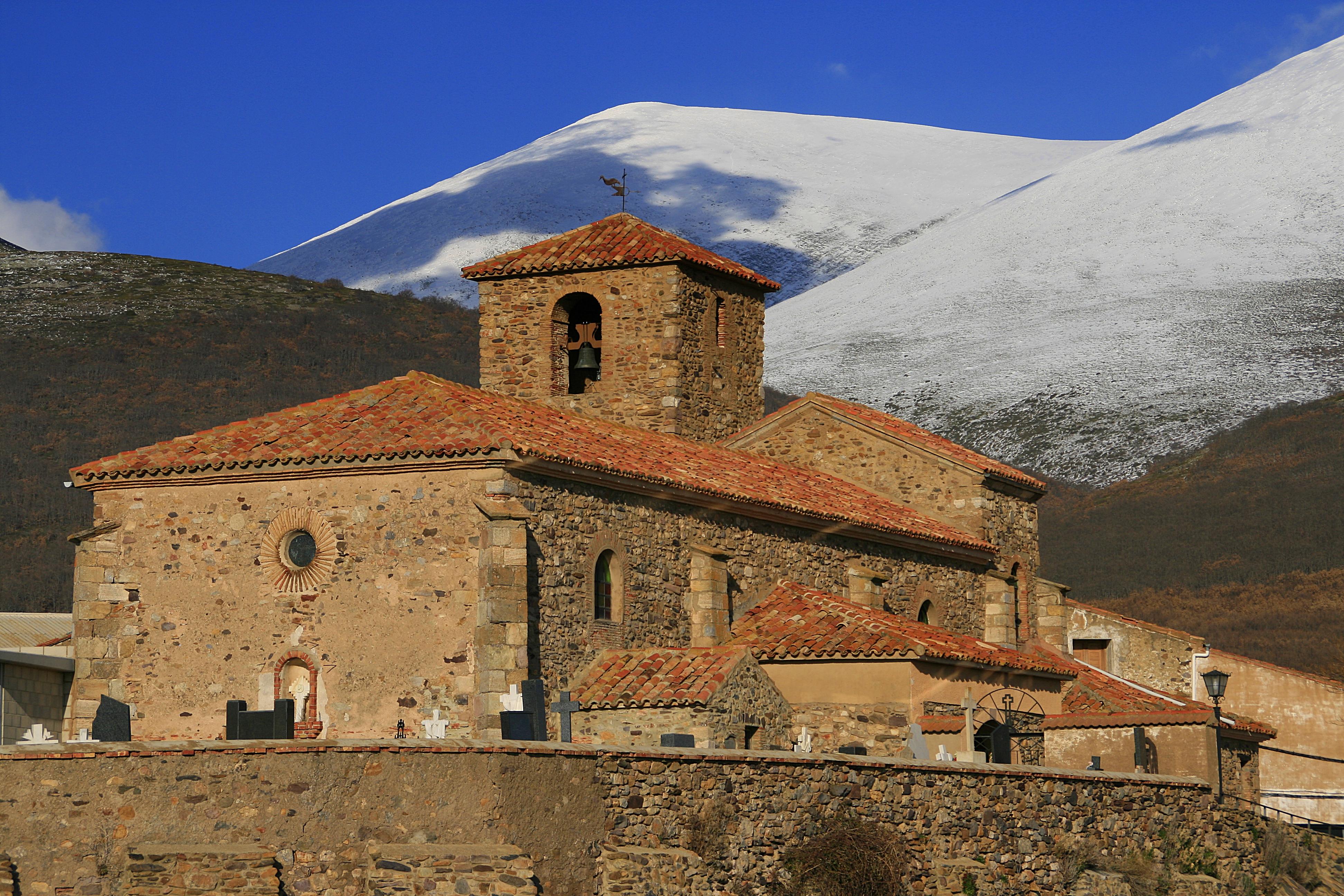 Iglesia de la Asunción. Cueva de Ágreda, Soria. Autor, Eugenio Hanson