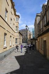 Pedestrian Bath