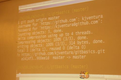 MozillaPH Dev Team Sessions: Git Basics and Firefox OS