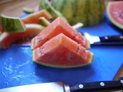 Watermelon Rind Preserves - Melon